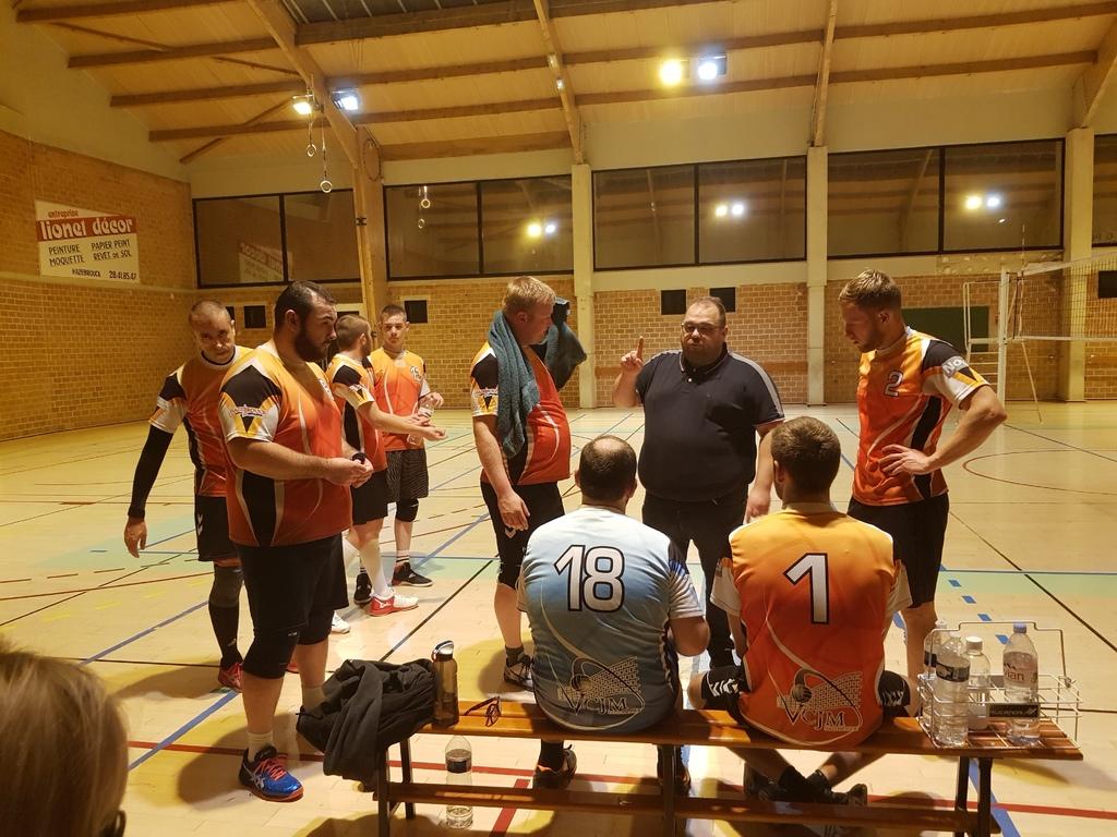 Papier Peint Lionet Hazebrouck samedi 19 octobre 2019 : match de coupe - volley ball hazebrouck